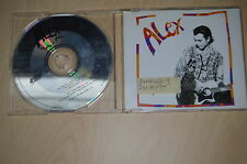Alex ‎– Recuerdos A America. CD-Single
