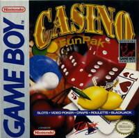Casino Funpak Nintendo Game Boy