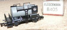 S62  Fleischmann 8405 Kesselwagen EVA DB Ep IV Spur N