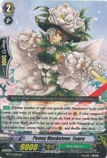 1x Cardfight!! Vanguard Peony Musketeer, Toure - BT17/054EN - R Near Mint