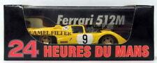 Voitures miniatures de tourisme multicolores Ferrari