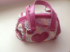 Girls Pink hearts Claire's Accesories Handbag