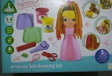 Brandnew in scatola ELC Principessa PARRUCCHIERE Kit Per Bambini Ragazzi giocattoli gioco