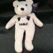 SABLE  - Hands Down The Winner - WWF Attitude Bear January 99 Titan Sports