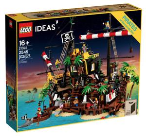 LEGO Ideas - Pirates of Barracuda Bay - 21322