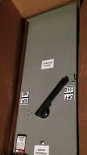 Siemens/Murray DT063 Modular Metering 600 Amp Fusible Main Switch/Disconnect 240