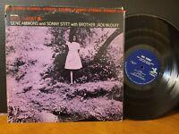 GENE AMMONS SONNY STITT JACK MCDUFF - SOUL SUMMIT 1966 Prestige RVG VG+