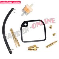 Vergaser Reparatursatz +Benzinfilter Schlauch für Simson 16N1-11 S51 S53 S50 S70