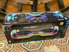 X Hover-1 Eclipse Holographic Electric Scooter Led Bluetooth new sealed box