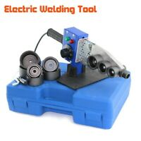 Temp Adjustable Electric Pipe Welding Machine Heating Tool PPR Tube + Heads+