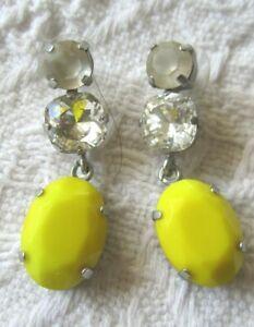 Like New-MEZI-Handmade & Hypoallergenic Earrings - Happy Colours!