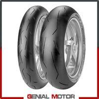 Pirelli Diablo SuperCorsa BSB 1207017 1905017 Gomme Moto Pneumatici Radiali 2019