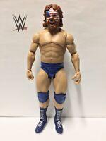 WWE HACKSAW JIM DUGGAN WRESTLING FIGURE BASIC EXCL SUMMERSLAM SERIES MATTEL 2016