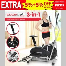 Powertrain Elliptical Trainers