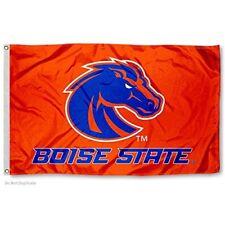 BOISE STATE BRONCOS FLAG 3'X5' BOISE STATE UNIVERSITY: FREE SHIPPING