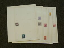 New Zealand 61 Classic Stamps Hinged #5636