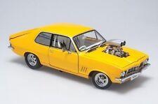 83717 HOLDEN LJ TORANA GTR XU-1 BLOWN STREET MACHINE TOXIC YELLOW 1:18 MODEL CAR