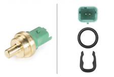 Sensor, Kühlmitteltemperatur für Kühlung HELLA 6PT 009 309-391