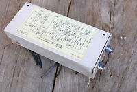 Vintage electric tube device component electronic amp amplifier ASIS  KM