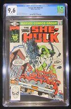 Savage She-Hulk #20 CGC 9.6 NM+