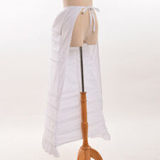 Ladies' Dickens Dress Bustle Punk Cage Frame Petticoat Renaissance Gown Costume