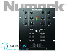 Numark M101 2 Channel All Purpose Scratch DJ Mixer EQ Black **FREE P&P**