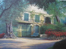 """Renoir's Farmhouse""  by Charles White - Signed & Numbered Limited Edition Print"