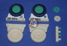 CMK 1/35 Quad Ford 4x4 Wheels 10.5x20 Cross Country (Dunlop) (for Tamiya) B35006