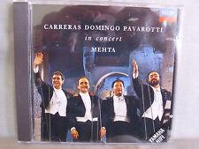 YAMAHA- Konzert z.Jahreswechsel 91/92- Carreras/Domingo/Pavarotti in Concert