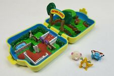 Vintage Pokemon Mini Polly Pocket Set 1997 - Safari Zone