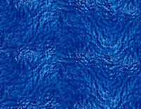HO Scale Water Model Train Scenery Sheets –5 Seamless 8.5x11 Coverstock Dk Blue