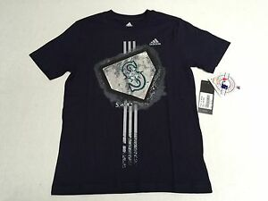 Seattle Mariners Official MLB Youth T-Shirt New With Tags Unisex Multiple sizes