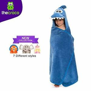 EXTRA LARGE Ultra SOFT 100% COTTON Bath Towel For Kid Toddler Children Boy Girl