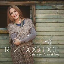 Rita Coolidge - Safe In The Arms Of Time [New Vinyl LP] Gatefold LP Jacket, Whit
