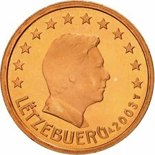 [#580326] Luxemburg, 2 Euro Cent, 2003, FDC, Copper Plated Steel, KM:76
