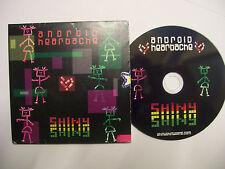 SHINY SHINY Android Heartache – 2011 Australian CD – Electro, Synth-Pop - RARE!
