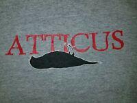 MEDIUM Vintage Atticus T-shirt Mark Hoppus Blink 182 Punk Rock Retro Tom DeLonge