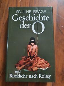 Geschichte der O  erotischer Roman