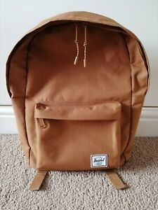 Herschel Backpack Unisex - Tan Brown - Oi Polloi