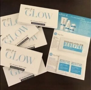 Rodan + Fields  - Give it a Glow Redefine Mini Facial