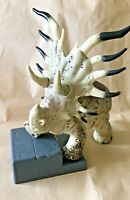 PIXAR DISNEY FORREST WOODBUSH ACTION FIGURE TOY THE GOOD DINOSAUR TRICERATOPS!!