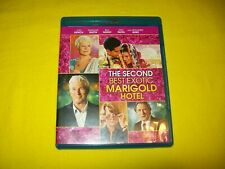THE SECOND BEST EXOTIC MARIGOLD HOTEL BLURAY & DIGITAL COPY JUDI DENCH