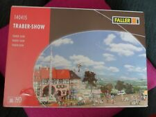Faller-Kirmes-Nr.140415 Traber-Show, noch in Folie.