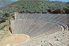 BG12184 epidaurus the theatre   greece