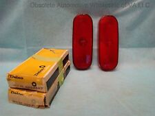 1961 Pontiac Tempest Station Wagon Tail Light Lamp Len Pair LH RH 5952447 Delco