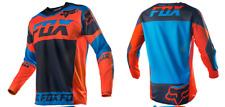 FOX Motocross Jersey NEW Small  KTM Orange Dirt bike Off Road MX Fox Mako