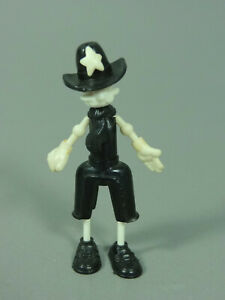 Steckis: an Indian D / Eu 1986 - Cowboy Black/White Rare