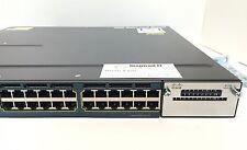 WS-C3560X-48T-S - Cisco Catalyst 3560X 48 Port Data IP Base 350W *Same Day Ship*
