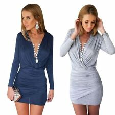 Unbranded All Seasons Stretch, Bodycon Dresses for Women