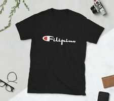 Filipino Champion Shirt philippines pinoy pinay 3 stars and sun Flag